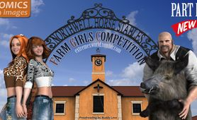 Farm Girls Competition 2