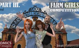 Farm Girls Competition 3