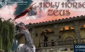 Holy Horse Of Zues