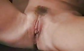 Two dirty dogs fucking blonde